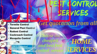 MAU   Pest Control Services ~ Technician ~Service at your home ~ Bed Bugs ~ near me 1280x720 3 78Mbp