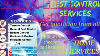 KIRARI SULEMAN NAGAR     Pest Control Services ~ Technician ~Service at your home ~ Bed Bugs ~ near