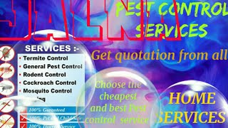 JALNA    Pest Control Services ~ Technician ~Service at your home ~ Bed Bugs ~ near me 1280x720 3 78