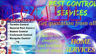 AIZAWL    Pest Control Services ~ Technician ~Service at your home ~ Bed Bugs ~ near me 1280x720 3 7