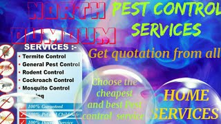 NORTH DUMDUM     Pest Control Services ~ Technician ~Service at your home ~ Bed Bugs ~ near me 1280x