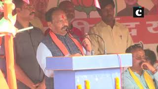 Displaced families in Jharkhand to be rehabilitated on priority: Raghubar Das