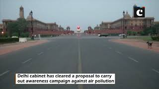Air quality in Delhi remains 'poor'