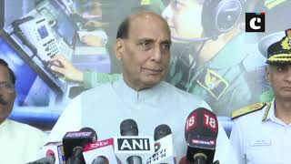 Our Armed Forces have capability to give befitting reply to the enemy: Rajnath Singh