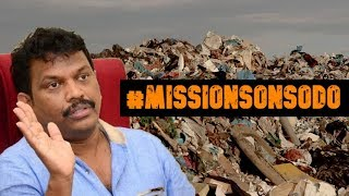 Lobo Launches Mission Sonsodo; Litter In The Open To Win A Cozy Place In Prison!
