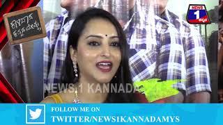 ಜಗ್ಗೇಶ್ ಸರ್ ಮೇಲೆ ಕ್ರಶ್ ಆಗಿತ್ತು | Meghana Gaonkar | Jaggesh | Kalidasa Kannada Mestru