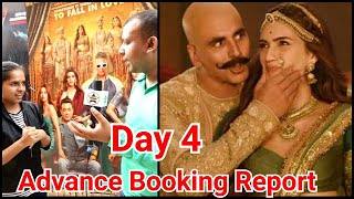 Housefull 4 Advance Booking Report Day 4
