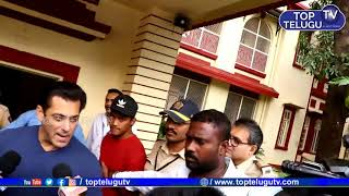 Salman Khan Cast His Vote For Assembly Election 2019 | Full Coverage Till Salman Drop His Vote
