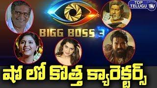 Funny Characters In  Bigg Boss 3 Telugu | Ram Charan | 13th Elimination Episode | Top Telugu TV