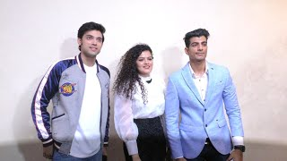 Full Video : Parth Samthaan, Shakti Mohan, Palash & Palak Muchchal - Aakhri Baar Song Launch