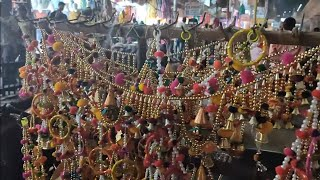 Diwali Decoration Items Wholesale Market in Noida | Noida Sector 18, Uttar Pradesh | Satya Bhanja