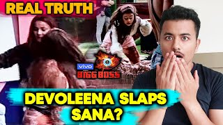 OMG! Devoleena SLAPS Shehnaz On Face | REAL TRUTH | Bigg Boss 13 Latest Update
