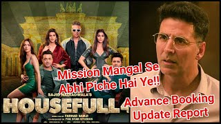 Housefull 4 Movie Advance Booking Update So Far, It Is Still Behind Mission Mangal