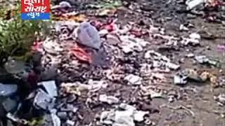 વોર્ડ નં.17 ની ખુલ્લી જગ્યામાં કચરાના વેપારીનો આપઘાત
