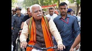 Haryana Assembly results: BJP leads in early trends; Khattar, Dushyant lead from their seats