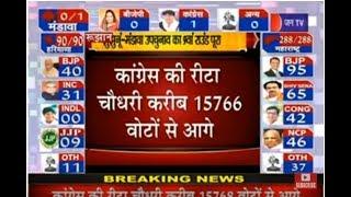 Rajasthan By Election : Mandawa से रीटा चौधरी की लगातार बढ़त जारी, 15000 हजार वोटों से आगे | Jan Tv