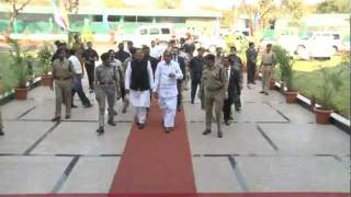 CRPF - INAUGURATION OF INSTITUTE OF IED MANAGEMENT, PUNE - PART ONE