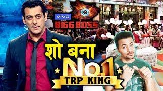 Bigg Boss 13 No. 1 TRP Breaks Record | Online TRP Report | Salman Khan
