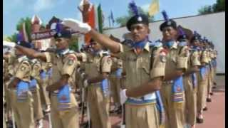 Passing Out Parade of 625 Recruits at ATC Allahabad on 10th July, 2012