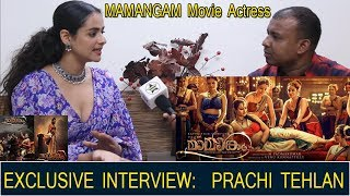 Mamangam Movie Actress Prachi Tehlan Exclusive Interview With Bollywood Crazies