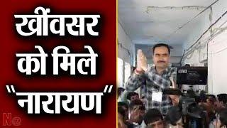 Khinwsar जीत पर बोले Narayan Beniwal,Hanuman Beniwal ने दिया था जीत का मूल मंत्र