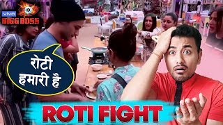 Asim Riaz, Shukla BIG FIGHT With Devoleena Over Kitchen | Bigg Boss 13 Latest Update