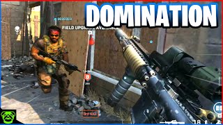 Call of Duty Modern Warfare Domination Gameplay (COD MW 2019)