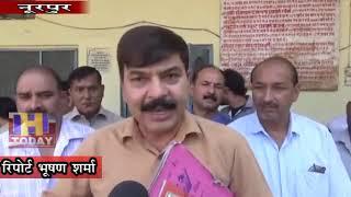 24 OCTN 9 B 2 उप तहसील गंगथ के सरकारी स्कूल के टीचर पर छात्राओं से छेड़छाड़ का आरोप