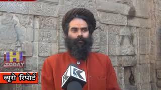 24 OCTN 10 पूर्व विवेकानद सरस्वती की तृतीय पूण्य तिथि के उपलक्ष्य में भण्डारे का आयोजन