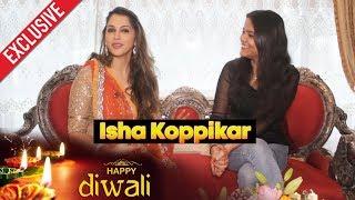 Isha Koppikar Diwali Special Interview | Bollywood Spy
