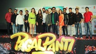 Pagalpanti Trailer Launch | FULL VIDEO | Anil, John, Ileana, Arshad, Urvashi, Pulkit, Kriti