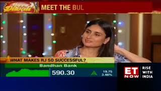 Bebo talks Pataudi with Rakesh Jhunjhunwala; thanks hubby Saif for life lessons