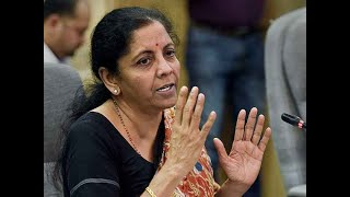 FM Sitharaman promises further GST simplification to help India improve in EoDB ranking