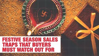 Festive season sales traps that buyers must watch out for