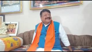 कमलनाथ, दिग्वियज सिंह सिंधिया को आगे नहीं बढ़ने देना चाहते   kailash vijayvargiya news