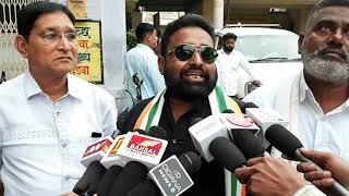 खंडवा नगर निगम में भ्रष्टाचार नहीं बचेंगे महापौर, और ठेकेदार Congress नेता अहमद पटेल ने खोला मोर्चा