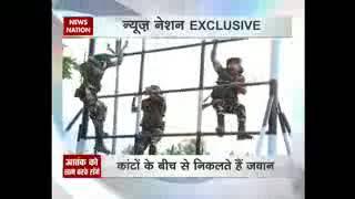 News Nation reaches CRPF camp in Srinagar