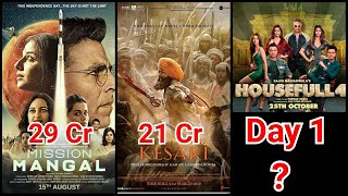 Will Housefull 4 Able To Break Kesari And Mission Mangal 1st Day Collection Record?