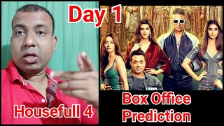 Housefull 4 Box Office Prediction Day 1, Along With Made In China And Saand Ki Aankh