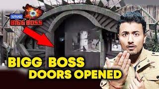 Bigg Boss Doors Opened; WHY | Bigg Boss 13 Latest Update