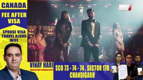Naah Goriye | Bala | Ayushmann Khurrana| Sonam Bajwa | Harrdy Sandhu | Swasti Mehul |B Praak | Jaani  | Dainik Savera