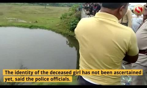 Half naked body of a minor recovered in Biswanath, Rape suspected