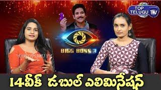 Top Charcha On Bigg Boss 3 Telugu 14th Week Elimination | Sreemukhi | Rahul Sipligunj | StarMaa