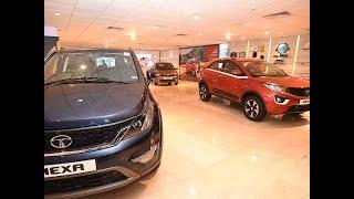 Tata Motors Q2 loss narrows to Rs 217 crore; JLR puts up a good show