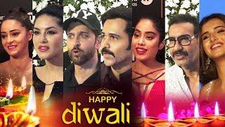 (Video) Bollywood Celebs WISHES HAPPY DIWALI To All | Diwali 2019