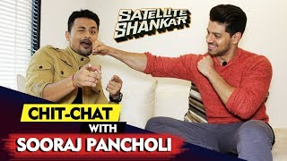 Salman Bhai Is Proud That I Chose Satellite Shankar | Sooraj Pancholi Exclusive Chit-Chat