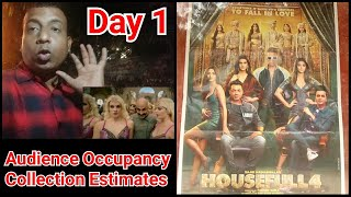 Housefull 4 Audience Occupancy And Collection Estimates Day 1
