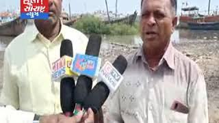 જાફરાબાદ-ભારે વરસાદથી સાગર ખેડૂતો મુશ્કેલીમાં
