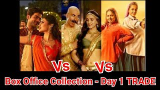 Housefull 4 Vs Saand Ki Aankh Vs Made In China Box Office Collection On Day 1