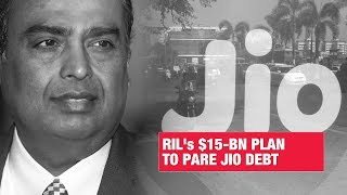 Reliance aims to make Jio debt-free by March 2020 and here's how   Economic Times